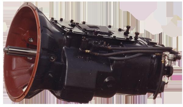Semi Truck Transmissions : Fuller transmission total truck transmissions